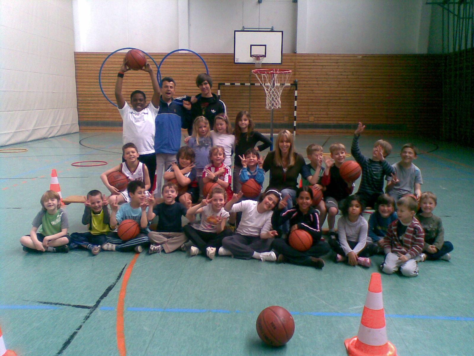 Basket JR